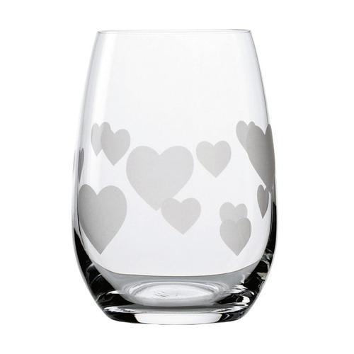 Stölzle Glas L'Amour, (Set, 6 tlg.), 6-teilig farblos Kristallgläser Gläser Glaswaren Haushaltswaren