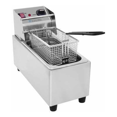 Eurodib SFE01820 Countertop Electric Fryer - (1) 6 2/5 lb Vat, 120v