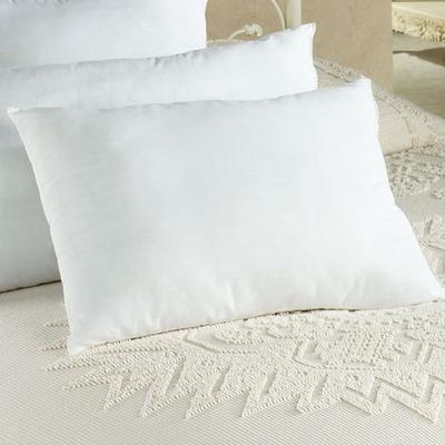 Restful Nights Sham Stuffer Pillow White, Standard / Queen, White