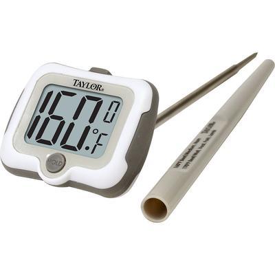 Taylor 9836 Digital Thermometer w/ 5″ Stem & Swivel Head, -40 to 450 Degrees F
