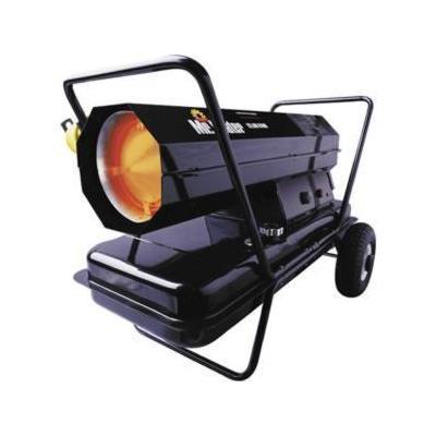 Enerco Brands ENEMH125KTR 125-000 BTU Portable Kerosene Forced Air Heater