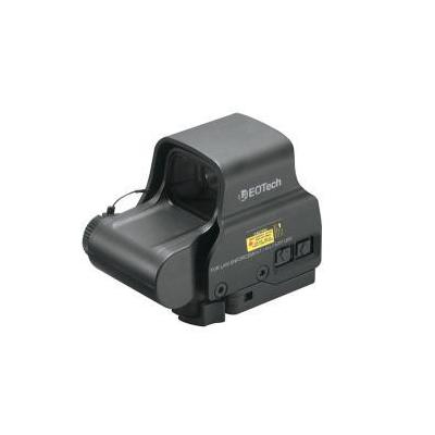 EOTech EXPS2-2 EOTech Side Button Non-Night Vision Compatible Sight 65 MOA Ring and Two 1 MOA Dots B