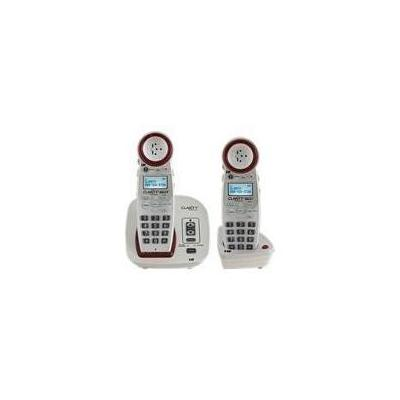 Clarity Cordless Amplified Telephone XLC3.4 And XLC3.1 Combo 59465000