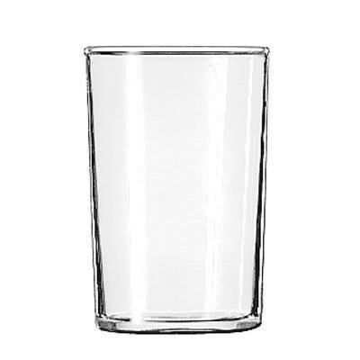 Libbey 58 Straight Sided Seltzer Glass w/ Safedge Rim Guarantee, 6 oz