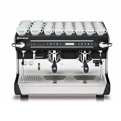 Rancilio CLASSE 9 USB2 Classe 9 Fully Automatic Espresso Machine w/ 11 Liter Boiler, 208 240v/1ph