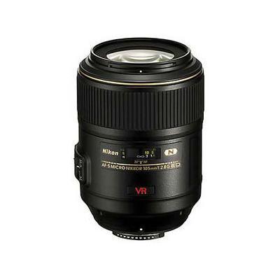 Nikon Micro-Nikkor 105 mm Telephoto Lens