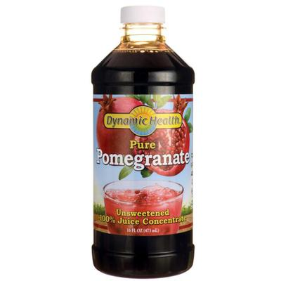 Dynamic Health Pure Pomegranate Juice Concentrate-16 oz Liquid