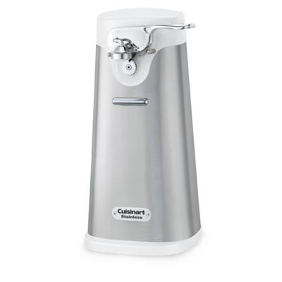 Cuisinart Brushed Ss Deluxe Stainless Steel Can Opener