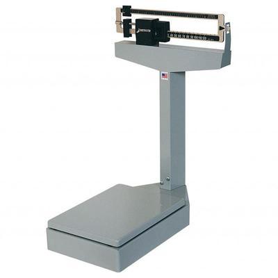 Detecto 4570 Receiving Balance Beam Bench Model Scale w/ Enamel Finish, 130 lb Capacity