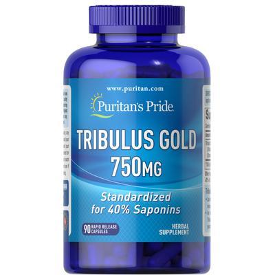 Myology™ Tribulus Gold Standardized Extract 750 mg-90 Capsules