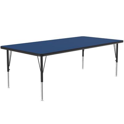 Correll A3660-REC 37 Activity Table w/ 1 1/4