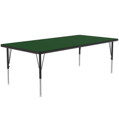 Correll A3672-REC 39 Activity Table w/ 1 1/4