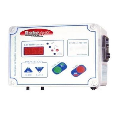 Bakemax BMWM010 Water Meter, Mixer Model w/ Digital Display & 999 Max Capacity, 110v