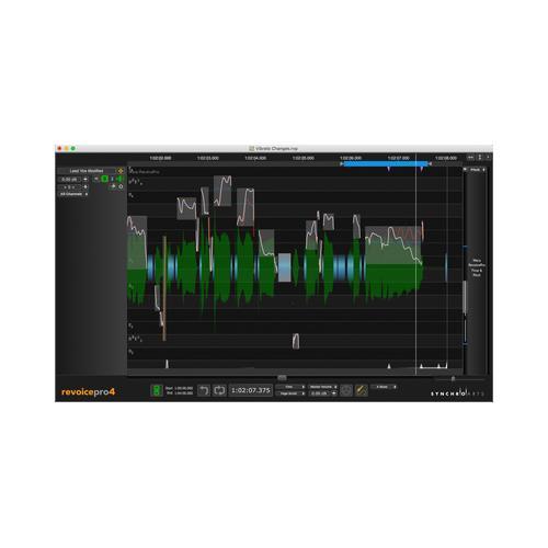 Synchro Arts Revoice Pro 4 UG Revoice Pro 3