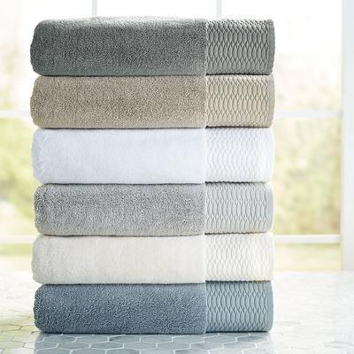 Egyptian Cotton Bath Towels - White, Bath Towel - Frontgate