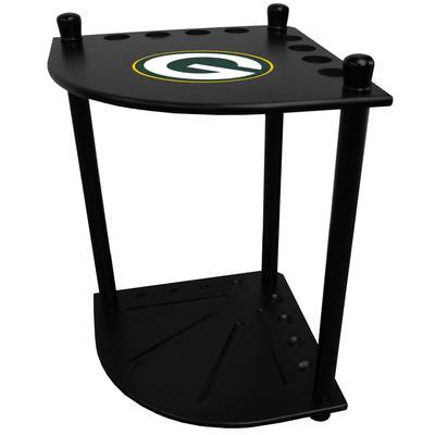 Green Bay Packers Corner Cue Rack