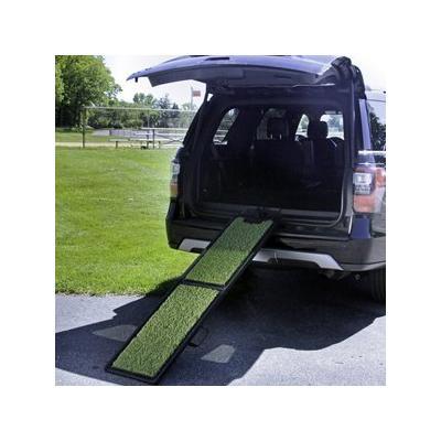 Gen7Pets Natural-Step Foldable Dog Car Ramp