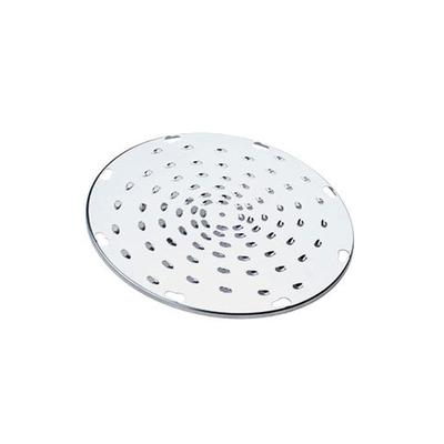"Hobart Stainless Steel 1/8"" Shredder Plate For FP100 Food Processed (SHRED-1/8)"