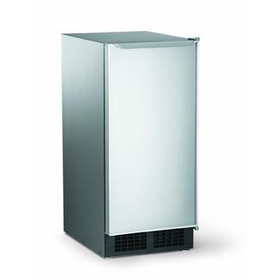 """Scotsman DCE33PA1SSD 15"""" Stainless Steel Undercounter Ice Maker"""