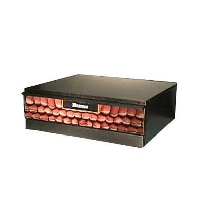 "Star 36"" W Bun Box Holds 64 Hot Dog Buns (SS50BB) - Stainless Steel"