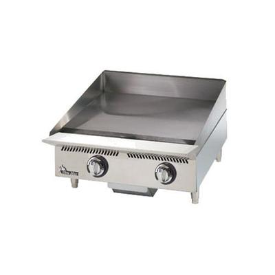 Star 24 Griddle 1 Steel Plate & Manual Controls, LP