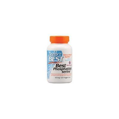 Doctor's Best Phosphatidyl Serine - 100 mg - 120 Vegetarian Capsules