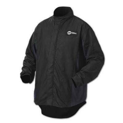Miller WeldX Welding Jacket - Bl...