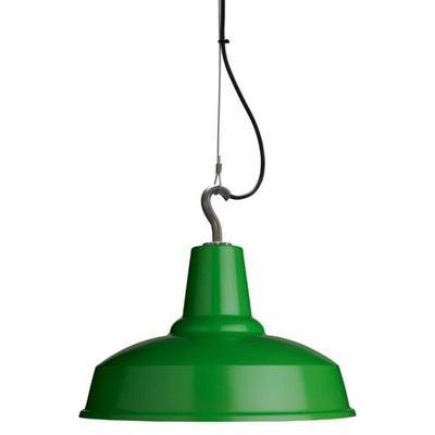 HOOK-Suspension d'extérieur Ø36cm vert pomme Eleanor Home - designé par Sune Jehrbo