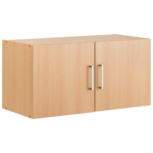 Wilmes Aufsatzschrank Ems, Breite 80 cm beige Zubehör für Kleiderschränke Möbel