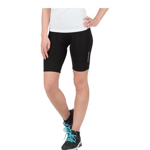 Trigema Radlerhose, (1 tlg.) schwarz Damen Shorts Bermudahosen Hosen Radlerhose