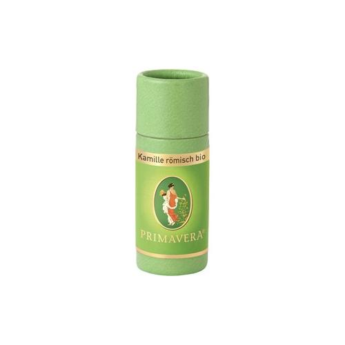 Primavera Aroma Therapie Ätherische Öle bio Kamille römisch bio 1 ml