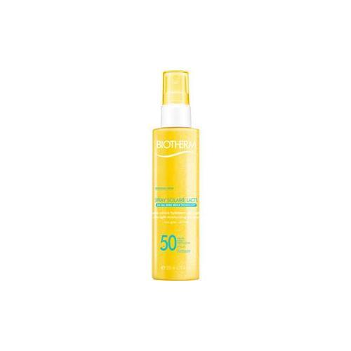 Biotherm Sonnenpflege Sonnenschutz Spray Solaire Lactè SPF 50 200 ml