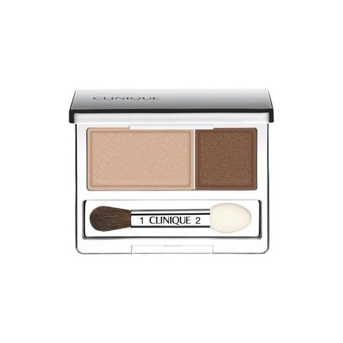 Clinique Make-up Augen All About Shadow Duo Nr. 22 Jeans And Heels 2,20 g
