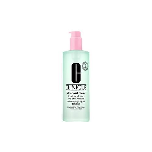 Clinique 3-Phasen Systempflege 3-Phasen-Systempflege Liquid Facial Soap Oily Skin 400 ml