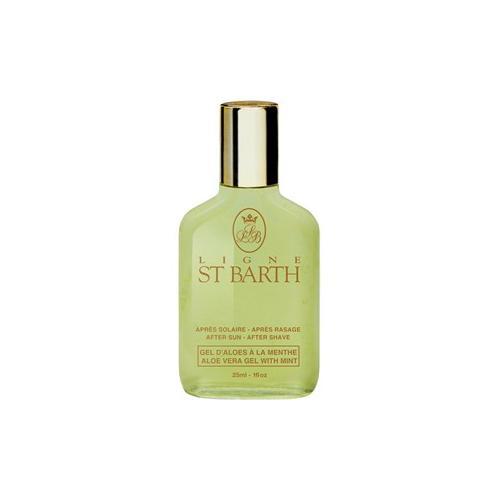 LIGNE ST BARTH Pflege CORPS & BAIN Hydrating Skincare Aloe Vera Gel With Mint 125 ml