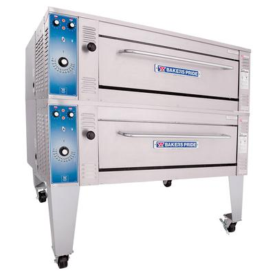 Bakers Pride EP-2-8-3836 Double Pizza Deck Oven, 208v/1ph