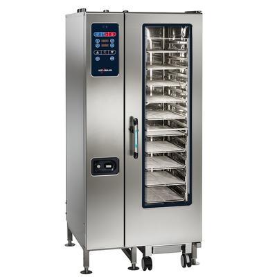 Alto-Shaam CTC20-10G Full-Size Roll-In Combi-Oven, Boilerless, Liquid Propane