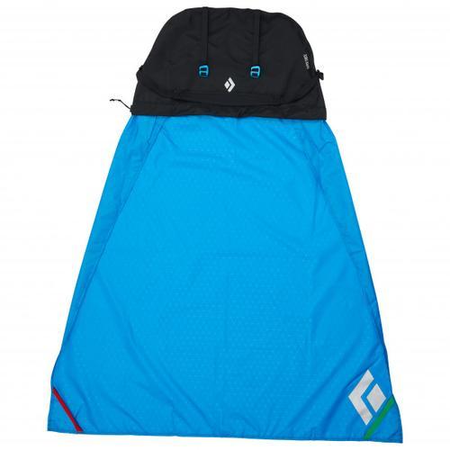 Black Diamond - Super Chute Rope Bag - Seilsack Gr 25 l schwarz