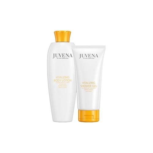 Juvena Pflege Body Care Vitalizing Body Citrus Set Vitalizing Shower Gel 200 ml + Vitalizing Body Lotion 400 ml 1 Stk.