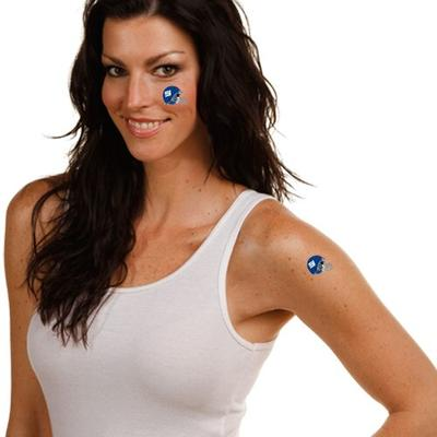 New York Giants 4-Pack Temporary Tattoos