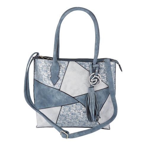 Shopper, 3-tlg Remonte blau-kombi