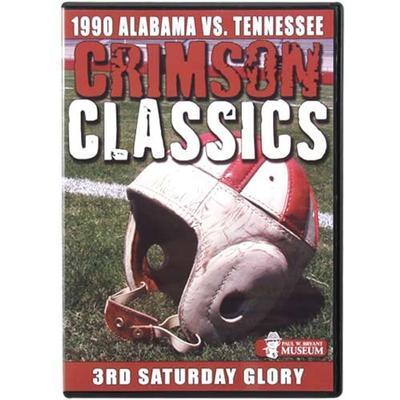 Alabama Crimson Tide Third Saturday in October Classics DVD