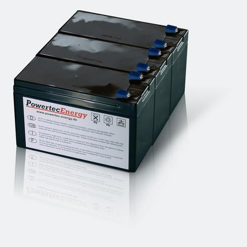 Batteriesatz für Effekta MKD 700