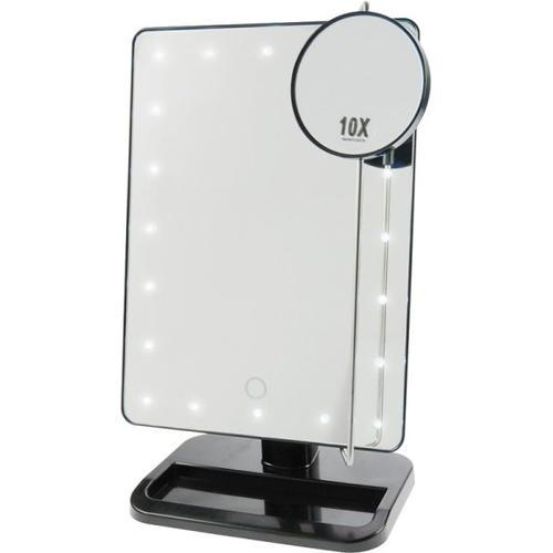 Fantasia Stellspiegel mit dimmbaren LEDs