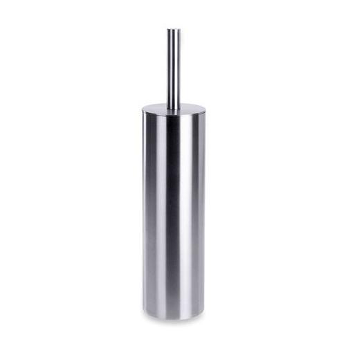 Zack TUBO Toilettenbürste Ø 90 H: 405 mm edelstahl gebürstet 40284