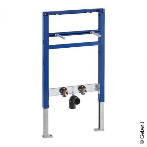 Geberit Duofix Waschtisch-Montageelement, 98/82 cm, für Einlocharmatur 111485001