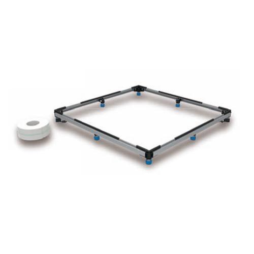 Kaldewei FR 5300 Plus Duschwannen-Fuß-Rahmen bis L: 120 B: 120 cm 530000190000