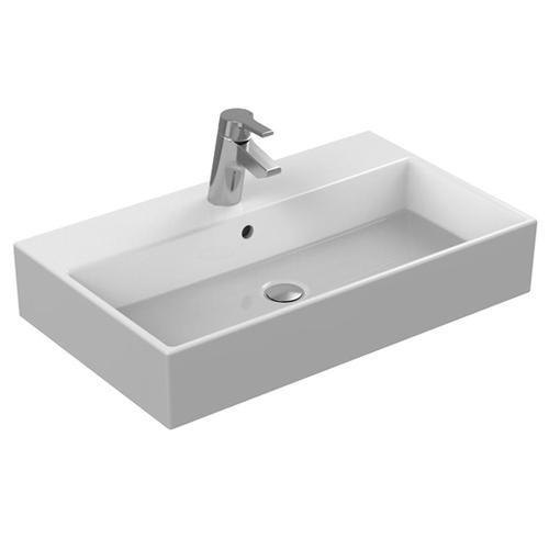 Ideal Standard Strada Waschtisch B: 71 T: 42 cm weiß, mit 1 Hahnloch K078201