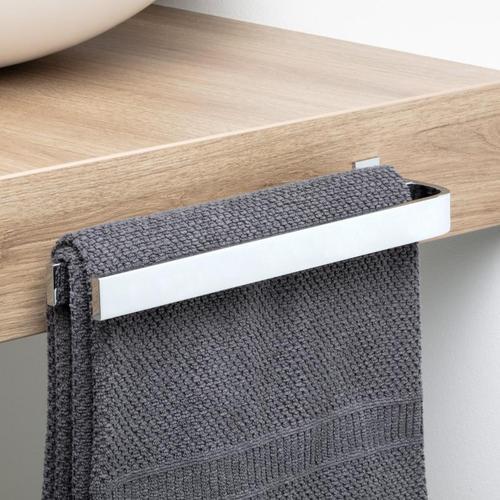 Giese Handtuchhalter für Badmöbel zweiarmig B: 88 H: 40 T: 400 mm 91656-02