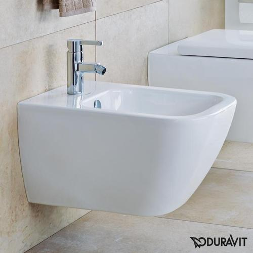 Duravit Happy D.2 Wand-Bidet, 4021534855887